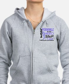 Hero In Life 2 Esophageal Cancer Zip Hoody