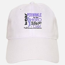 Hero In Life 2 Esophageal Cancer Baseball Baseball Cap