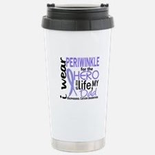 Hero In Life 2 Esophageal Cancer Travel Mug