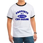 Property of a Canadian Sailor Ringer T
