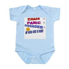 kids slogans Infant Creeper