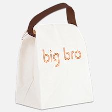Canvas Lunch Bag: Big Bro