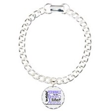 Hero In Life 2 Esophageal Cancer Bracelet