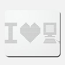I Heart My Computer Mousepad