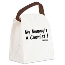 My Mommy's a Chemist Canvas Lunch Bag