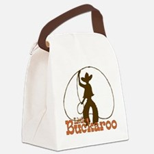 Little Buckaroo Canvas Lunch Bag