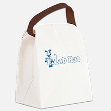 Lab Rat Canvas Lunch Bag