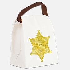Good Cop Canvas Lunch Bag