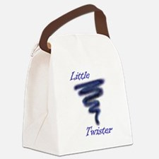 Little Twister Canvas Lunch Bag