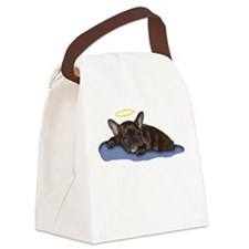 Angel Baby Canvas Lunch Bag