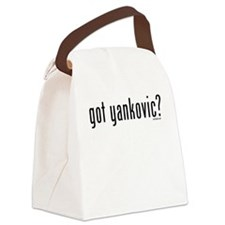 Got Yankovic? Canvas Lunch Bag