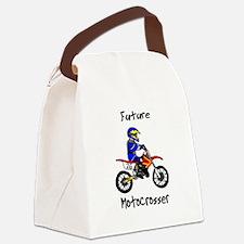 Future MXer Boy Canvas Lunch Bag