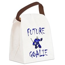 FUTURE GOALIE Canvas Lunch Bag