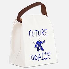 FUTURE GOALIE Canvas Lunch Bag