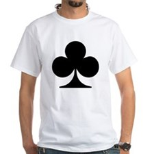 Clubs Playing Card Symbol Shirt