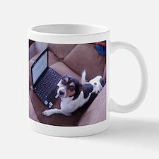 The 2-Legged Dog with a Very Good Snout Mug
