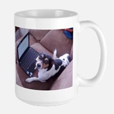 The 2-Legged Dog with a Very Good Snout Mug