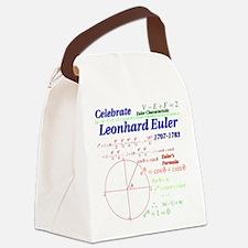 Celebrate Euler Canvas Lunch Bag