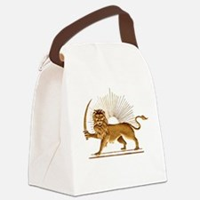Shir o Khorshid Canvas Lunch Bag