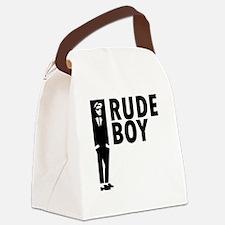 Unique Punk rock Canvas Lunch Bag