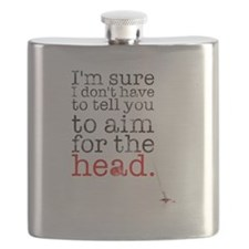 Aim for the head Flask