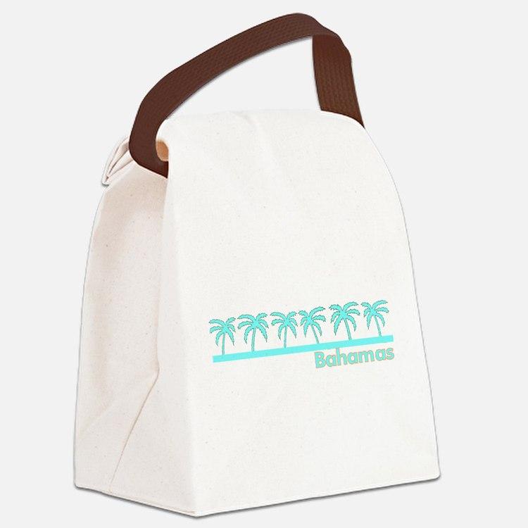Cute Spring break Canvas Lunch Bag