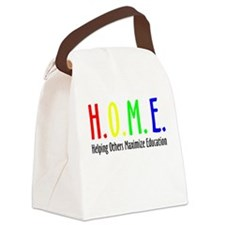 HOME Group Gear Canvas Lunch Bag
