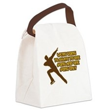 One Song Only Canvas Lunch Bag