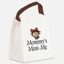 Mommy's Mini Me Canvas Lunch Bag