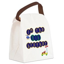 """""""Big Brother"""" Canvas Lunch Bag"""