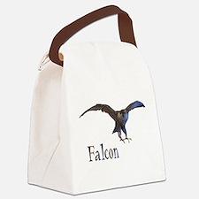 falcon Canvas Lunch Bag