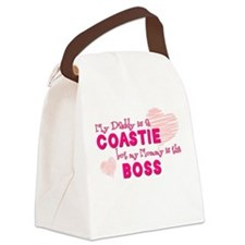 but My Mommy is the BOSS Canvas Lunch Bag