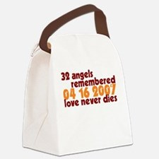 32 Angels Canvas Lunch Bag