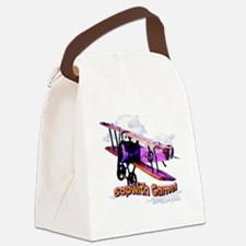 Sopwith Camel Canvas Lunch Bag