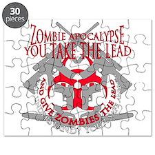 Zombie apocalypse Puzzle