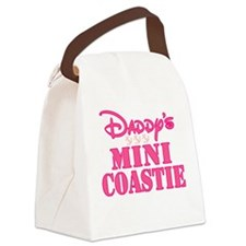 DADDY'S MINI COASTIE Canvas Lunch Bag