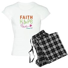 Faith Hope & Love Pajamas
