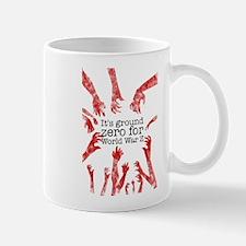 World War Z Mug