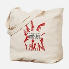 World War Z Tote Bag