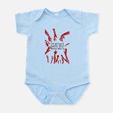 World War Z Infant Bodysuit
