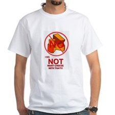 No Cheese Shirt