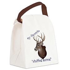 Rockin' Hunters Canvas Lunch Bag