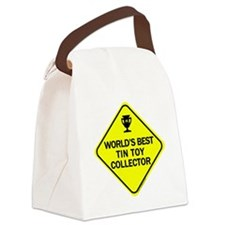 Collector Tin Toys Canvas Lunch Bag