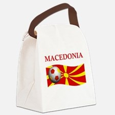 TEAM MACEDONIA WORLD CUP Canvas Lunch Bag