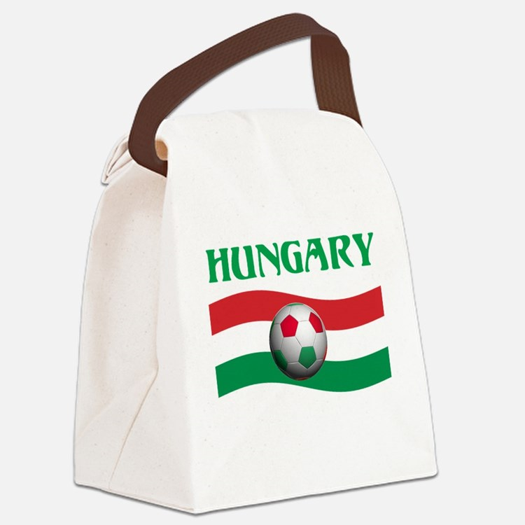 TEAM HUNGARY WORLD CUP Canvas Lunch Bag