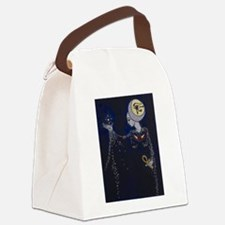 Cute Occult Canvas Lunch Bag