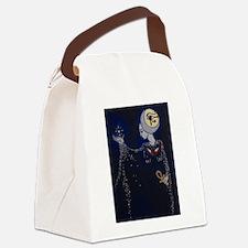 Cute Magick Canvas Lunch Bag