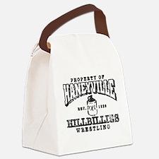 Haneyville Hillbillies Canvas Lunch Bag