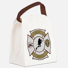 Tech Dive Rescue Canvas Lunch Bag