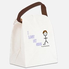 Sammy Lost His Shoe Canvas Lunch Bag